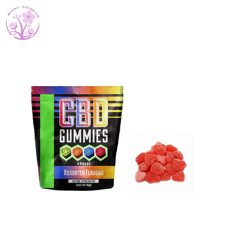 CBD Hemp Gummies Full Spectrum Oil Bear Gummies for Pain Fantastic Tasty Vitamin CBD Gummy Candy USA