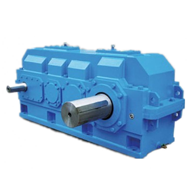 ZSY ZDY ZLY series of hard-tooth surface cylindrical gear reducer gearbox is a hot seller in 2020