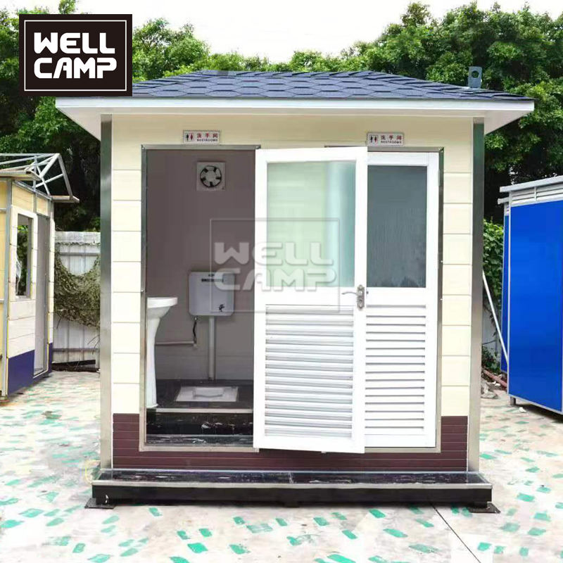 2019 Portable Chemical Camping Western Outside Toilet
