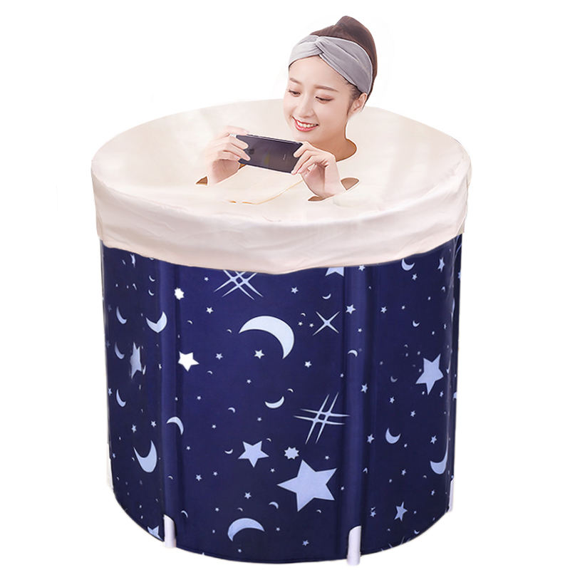 New Design PVC Folding Inflatable Bath tub for adults