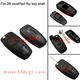 Remote Car Key Ford Focus 2012 3 Buttons Shell Case Cover with Logo