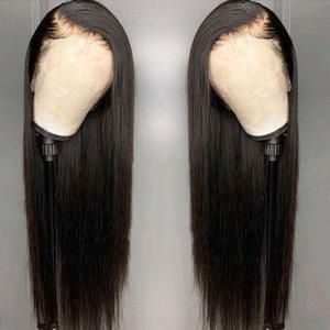 150% Density Fake Scalp Wigs,New Design Pre Plucked Bleached Knots Natural Hairline 100% Human Hair Wigs