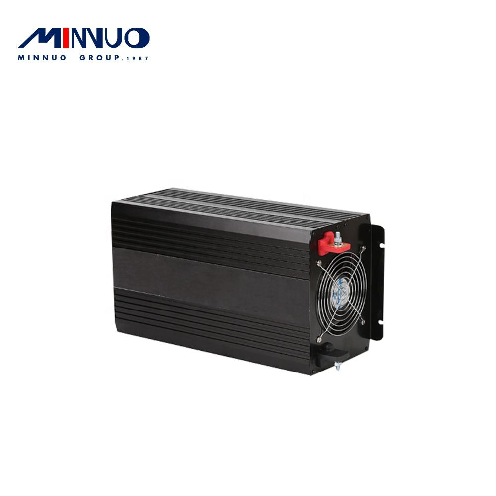 Murni Sine Wave Power Inverter Dc 12V 24V 48V Ac 220V 1000W 2000W 3000W 5000W 6000W Inverter Charger dengan Auto Transfer Switch