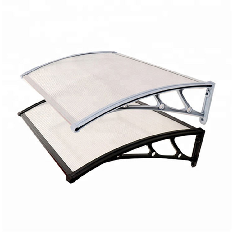 Custom Sun Shade Awnings Retractable Rain Shelter Awning For Balcony