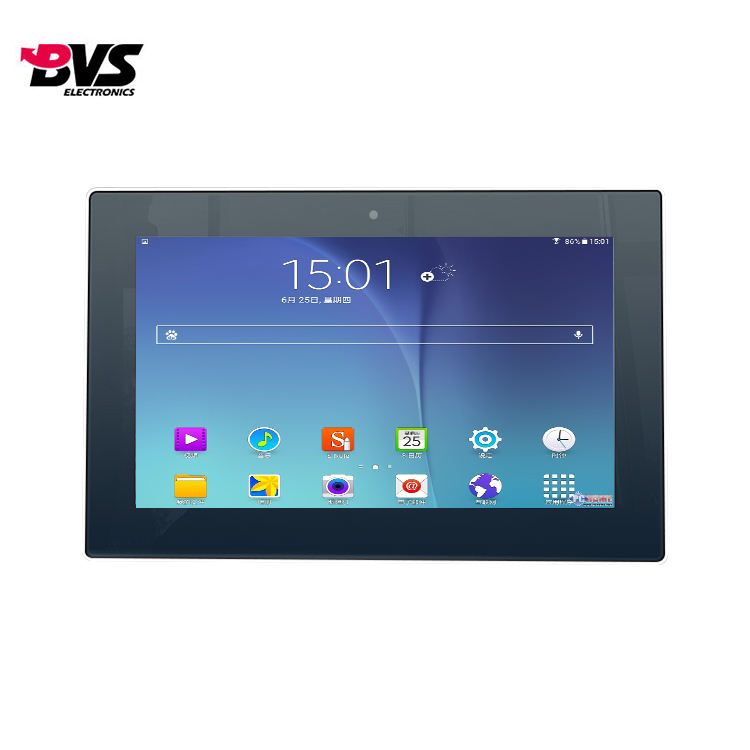 BVS Capacitive Touch Screen Wall Mount Android All-In-One PC 13 Inch Tablet PC