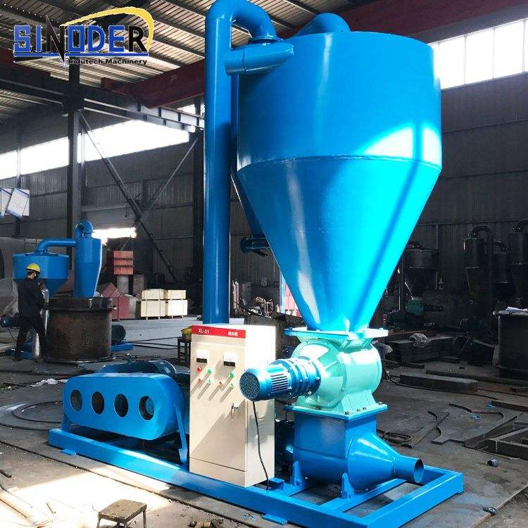 Truck Ship Loader Unloader Rice Husk Air Pneumatic Grain Suction Conveyor Grain Sucking Machine