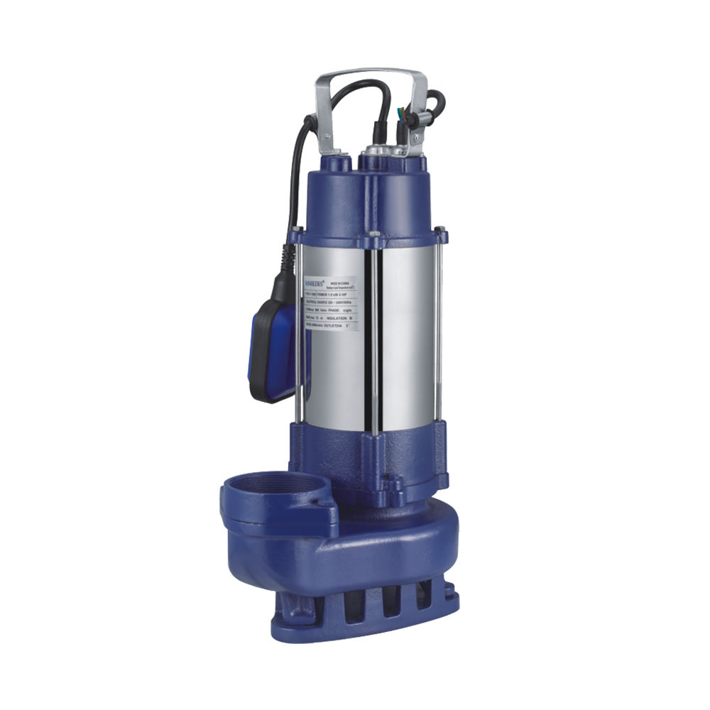 Single phase submersible pumps high pressure sewage water pump