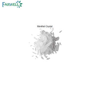 Farwell Menthol Crystal with high quality 99%