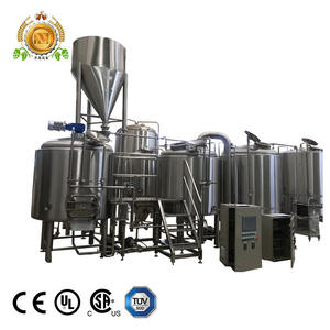 9 barrel brewing system
