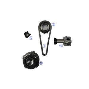 DNJ TK193B Timing Chain Kit For 14-16 Hyundai Elantra 1.8L L4 DOHC