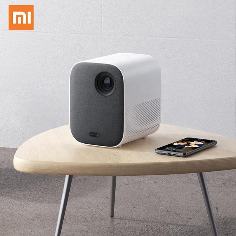Global Version Xiaomi Mijia Youth Version Portable Projector Mini Led 4K Home Theater Projector