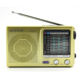 Amazon Hot Selling Fm Mw Sw Tv Portable Multi Band Radio