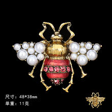 Factory direct sale bee charm animals jewelry zinc alloy decorative pendant