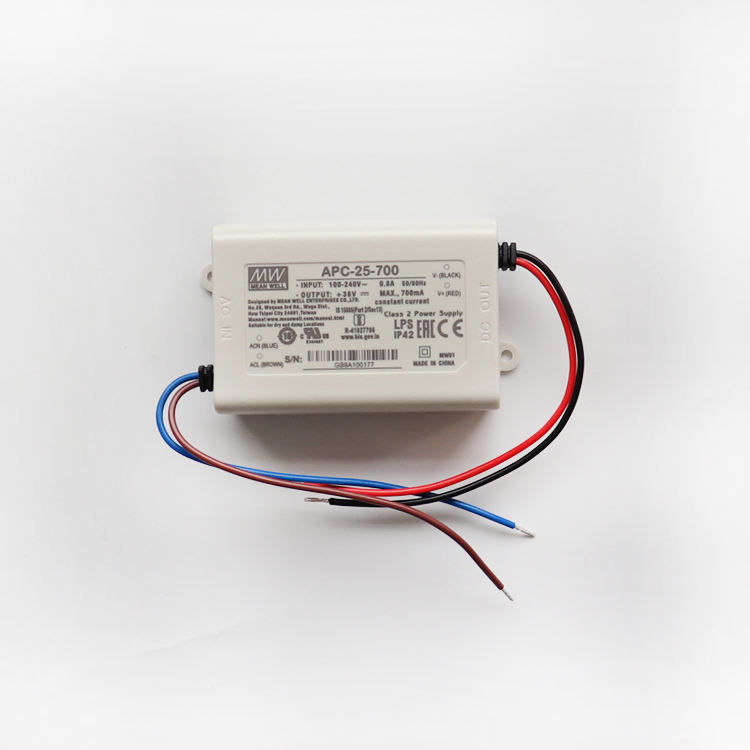 Meanwell power supply, led driver APC-25-700