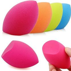 multi colors foundation powder puff makeup sponge