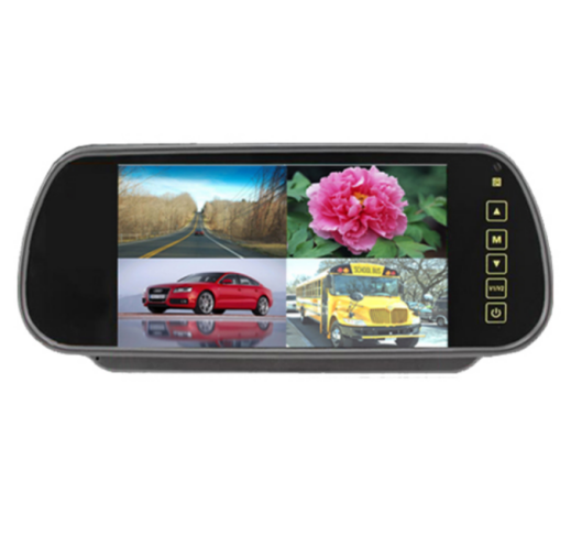 Wholesale 7 Inch Digital Car Touch Screen Monitor For Reverse Camera 650 Cd/M2 IPS Screen