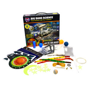 Go to the Moon astronomy learning tools home education kit for kids