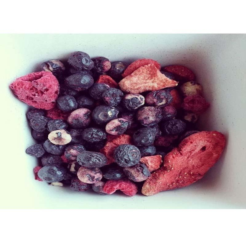 acai dried fruit