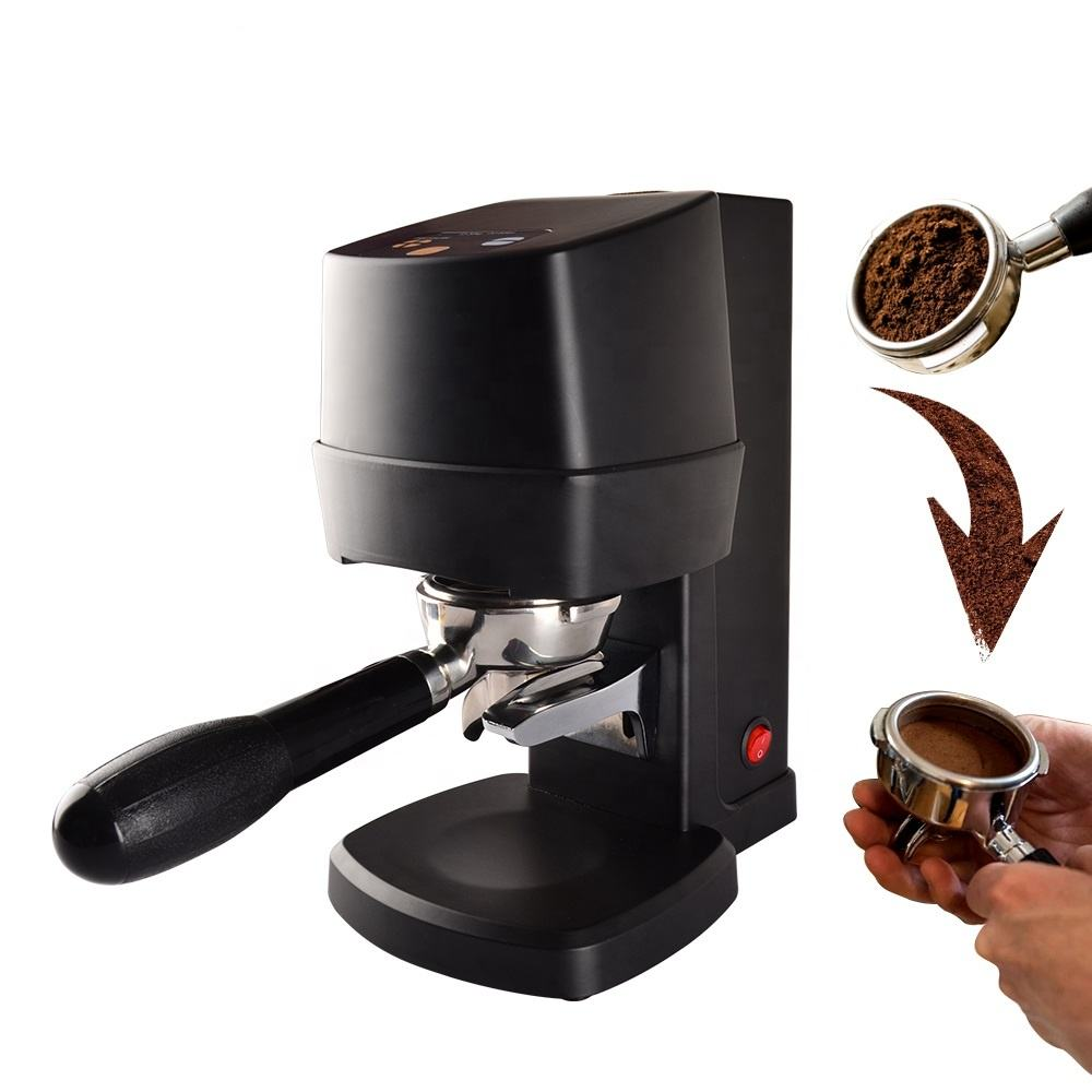 CAFEMASY New Arrival Electric Coffee Tamper Machine Automatic Coffee Tampering Easy to Use Coffee Tamper