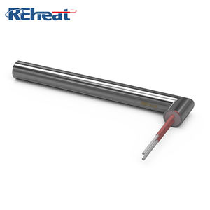 Customized Right Angle single head heating water sus316 Cartridge Heater element