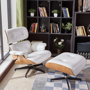 Factory new customized nordic leather office room swivel Chair