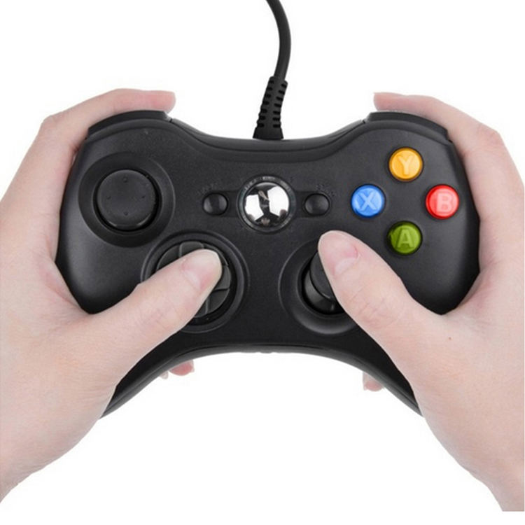 Manette <span class=keywords><strong>filaire</strong></span> Câble USB Manettes Pour Microsoft <span class=keywords><strong>Xbox</strong></span> <span class=keywords><strong>360</strong></span> Console <span class=keywords><strong>Filaire</strong></span> Manette Pour XBOXes360 Jeu <span class=keywords><strong>Contrôleur</strong></span> Gamepad Joypad