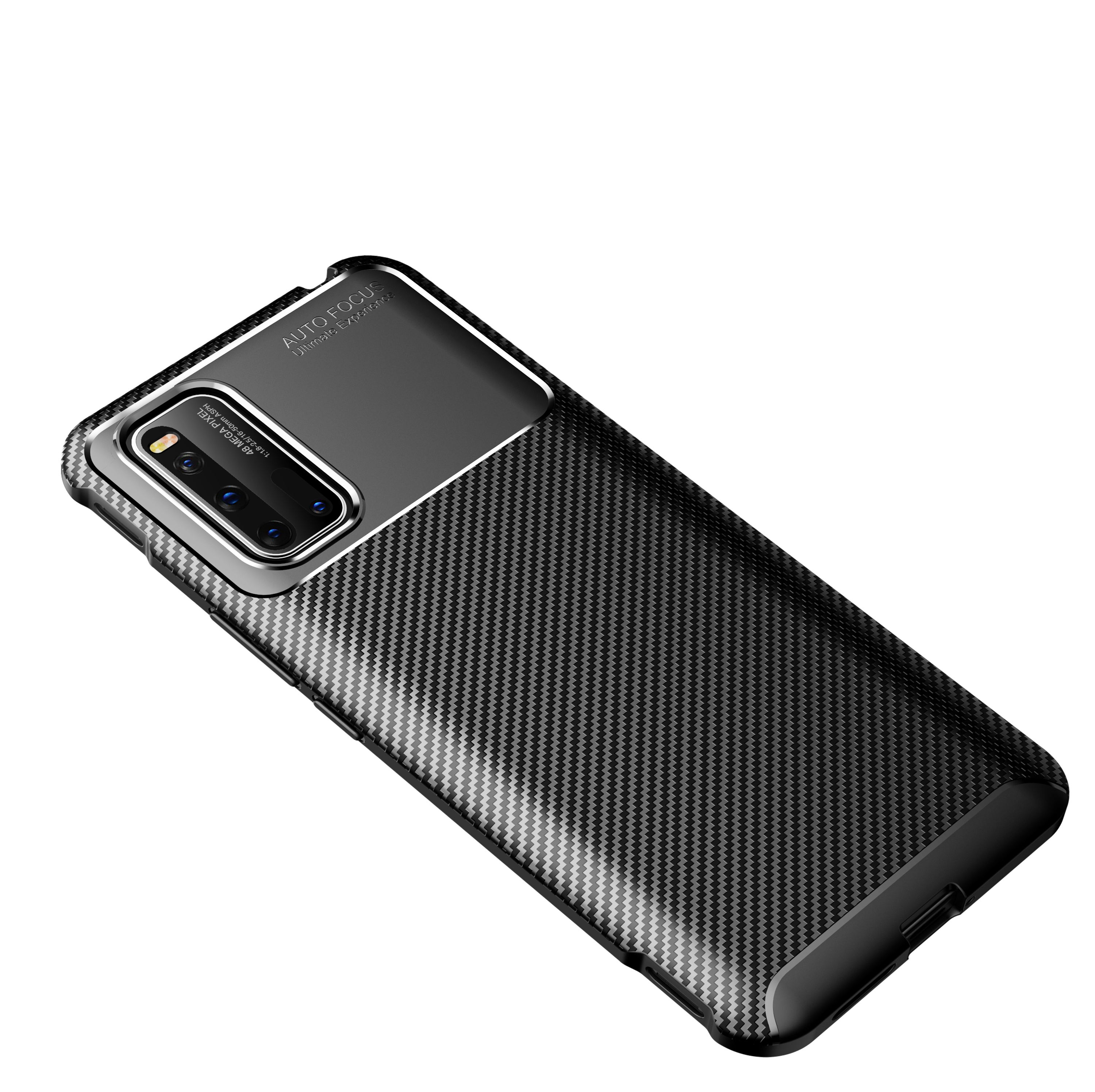 Voor Oppo Iqoo 3 Carbon Fiber Matte Tpu Kever <span class=keywords><strong>Telefoon</strong></span> Case Voor Iphone Alle Model Fashion Silicone Soft Shell