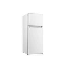 140L 5ft Household R600a Compressor Defrost Double Door Fridge Small Refrigerator