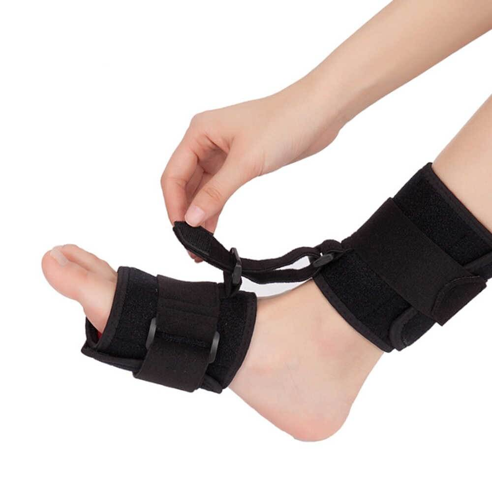 medical orthopedic mild ankle joint contractures pain relief night splint anterior plantar fasciitis brace