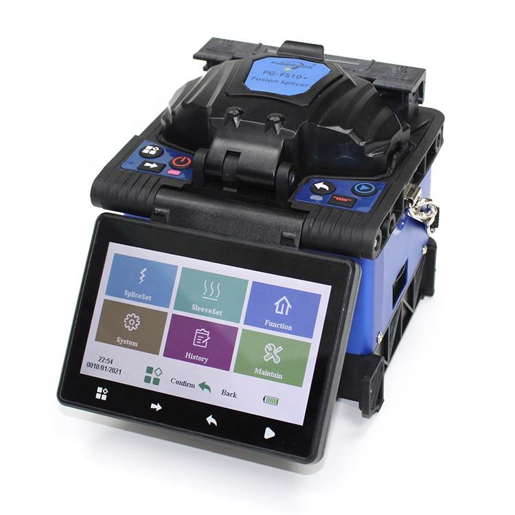 PG-FS10+ digit optical fiber splicer 80 150um diameter