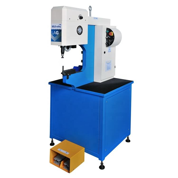 Hydraulic [ Machine ] Metal Rivet Machine Cheap Price J Frame Hook 416 Metal Sheet Riveting Machine Hydraulic Press Machine