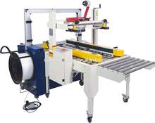 New Design Automatically Sealing Strapping Machine