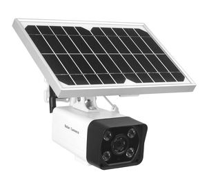 New arrival 1080P solar battery powered outdoor cctv gsm 3g 4g sim card ip camera