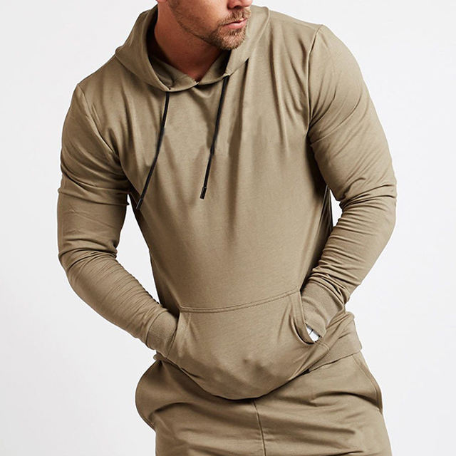 Hot Sale Mens Clothes Oversized Hoodie Custom Sweaters Pullover Athletic Hoodies For men