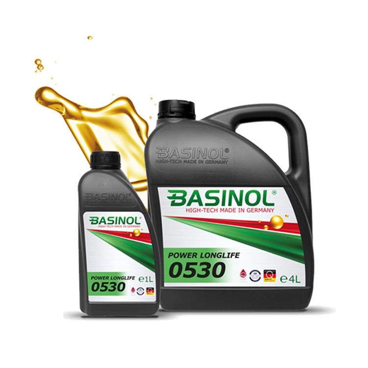 Made In Germany Excellent Wholesalers BASINOL Power Longlife 0530 Engine Oil