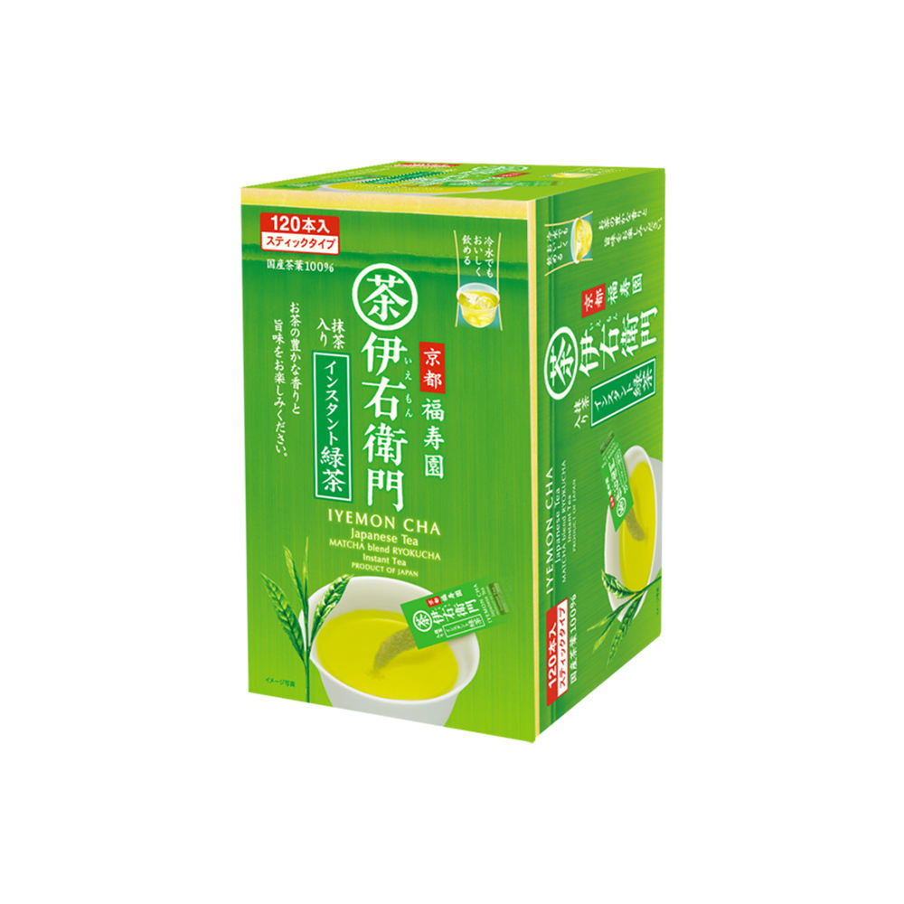 Japanese carefully selected green tea powder sencha for smoothie