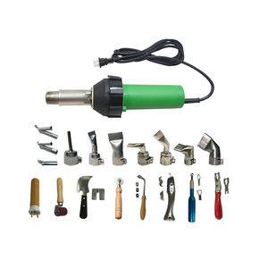 Best Plastic Welding Kit Automatic PVC Welding Machine of Hot Air Welding Gun for Industrial
