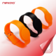 Silicone [ Silicone Wristband ] Rfid Silicone Wristbands Manufacturer RSW01 Factory Price Writable Waterproof Passive NFC Bracelet RFID Silicone Wristband