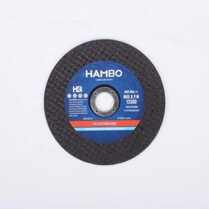 Hot sale 115mm abrasive cutting disc for South America