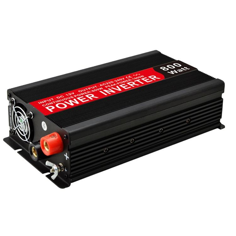 Hot-selling most favorable price invertor 12v 220v 800w dc battery to ac power