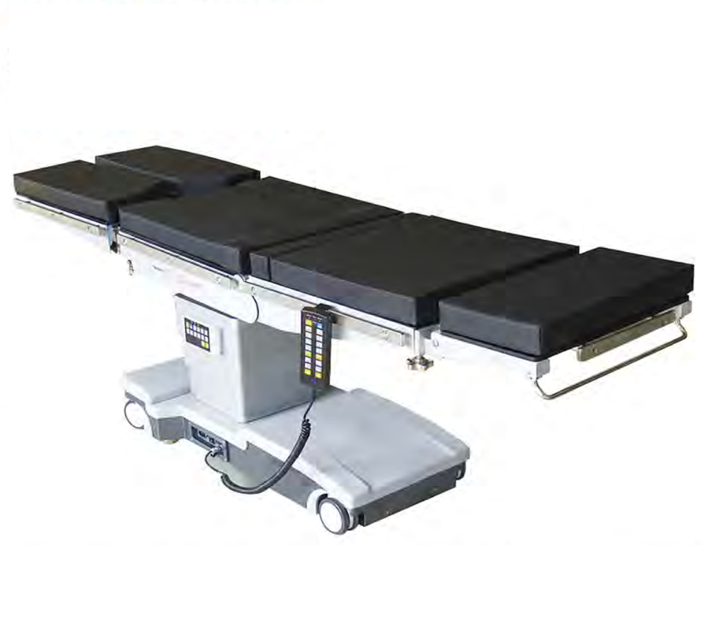 Medical equipment electric hydraulic ultra low position neurosurgery operation table