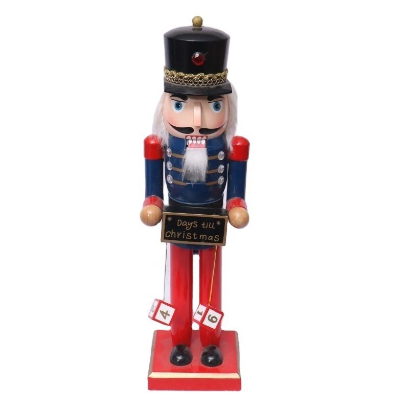 New design Christmas wooden nutcrackers for sale