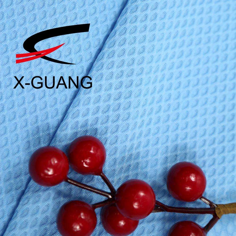 Lining Polyester Spandex Big Hole Sport Shoe Mesh Fabrics For Clothing