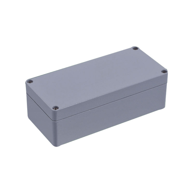 Manufacture custom extruded aluminum housing die cast waterproof box for car engine