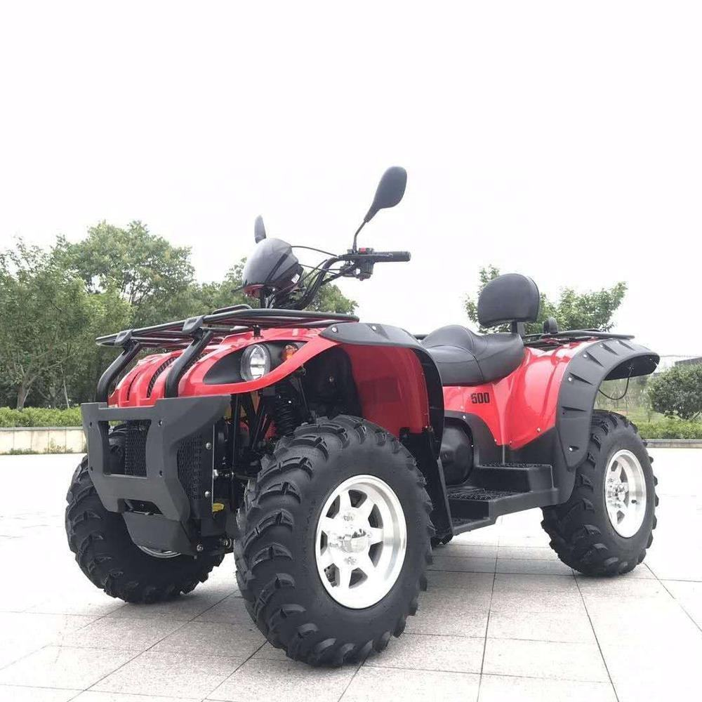 Commercio all'ingrosso di New 500CC Off Road Spiaggia <span class=keywords><strong>Quad</strong></span> 4wd atv per adulti