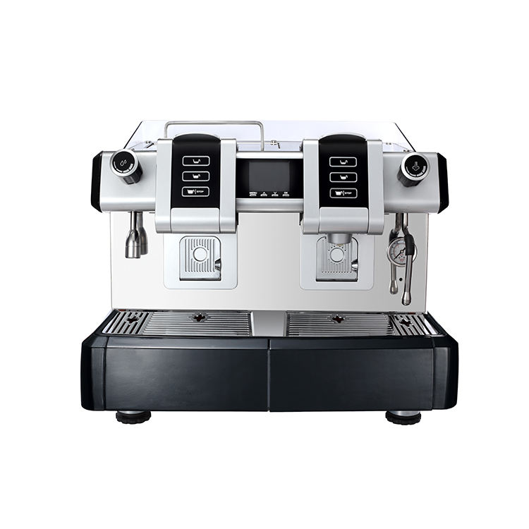 Fully Automatic Commercial Espresso Double Group Coffee Machine Cappuccino Coffee Maker