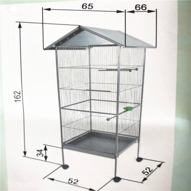 Wholesale Bird Cage 52 X 52 X 162 CM