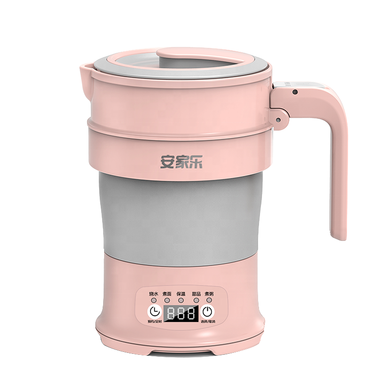 Small Portable Electric kettle commercial electric water kettle with thermostat function