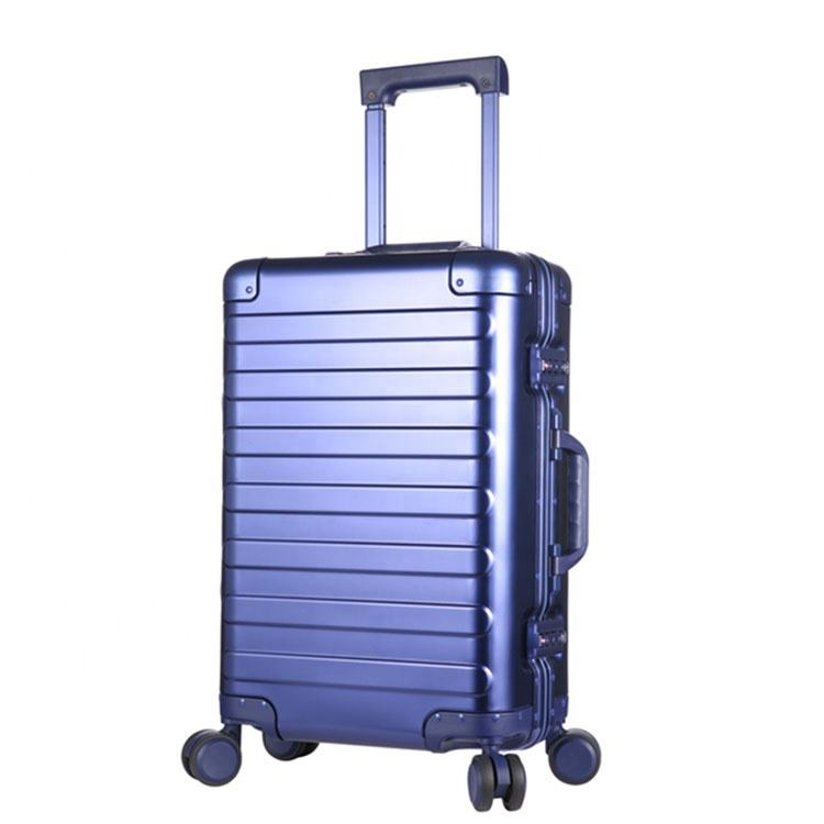Factory direct price OEM aluminum suitcase