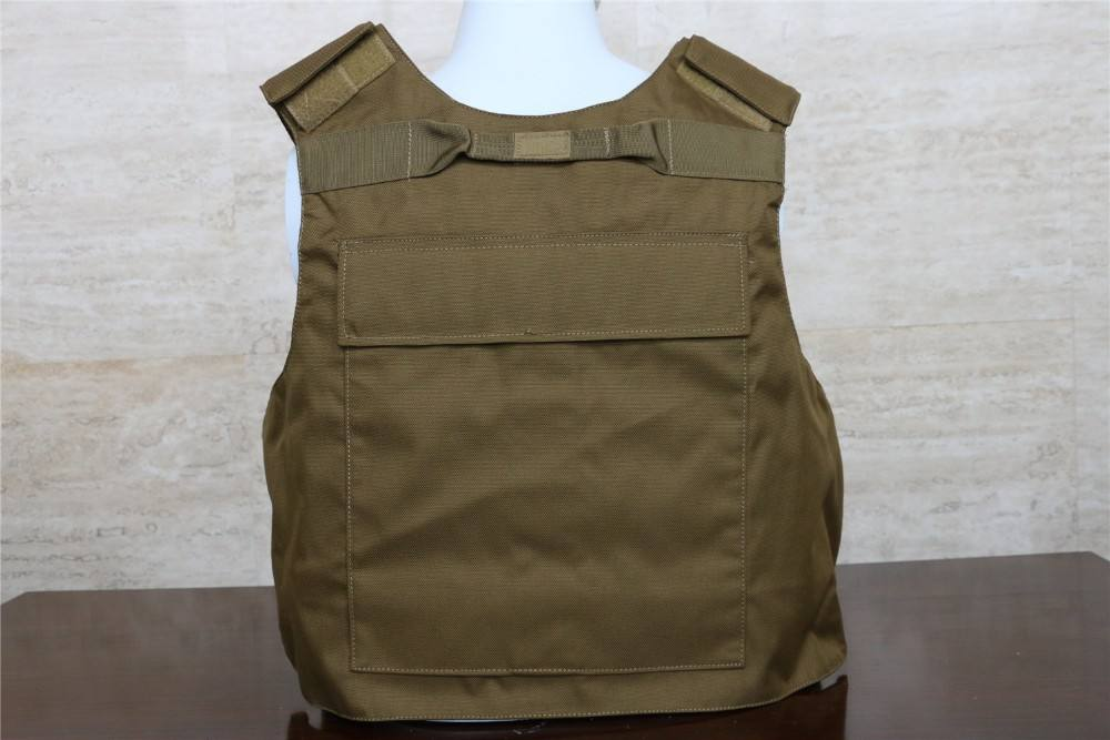 Military Comfortable High Standard Nij Iiia PE Bulletproof Vest